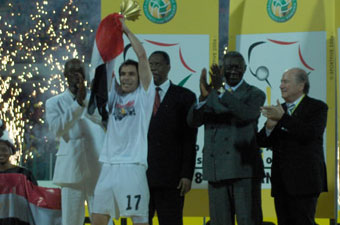 Finale Cameroun–Egypte (0 – 1): L'Egypte remporte sa sixième CAN