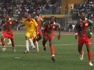 L'Africa risque la descente en Ligue 2