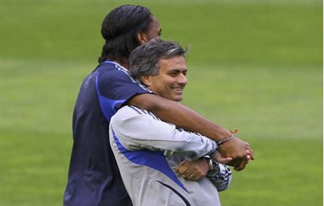 Drogba espère le retour de Mourinho