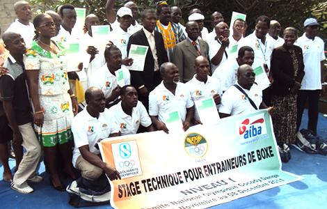 Les entraineurs ivoiriens ont le niveau 1 mondial