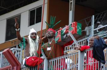 Football/ Violence: Les supporters de l'Africa, comme des Hooligans