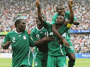 Le Nigeria et le Cameroun en quarts de finale