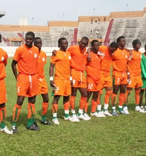 Football/ Eliminatoires J.O 2008 Mali-CI : Sommet en objectif