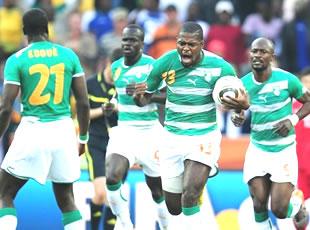 Les sélections ivoiriennes sans répit