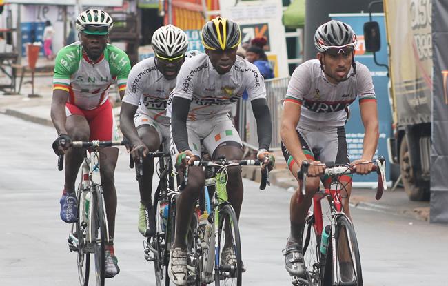 5 Ivoiriens à Yaoundé