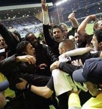 Football Ligue des Champions: Lyon revient de nulle part