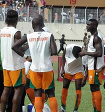 Football/ CAN 2008, Côte d'Ivoire : Stielike n'a pas publié de liste