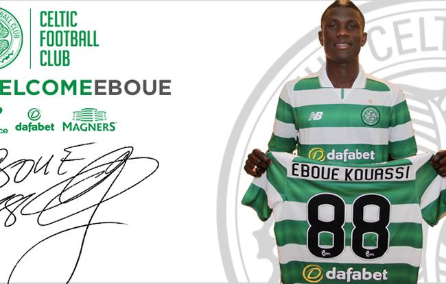 Eboué signe au Celtic