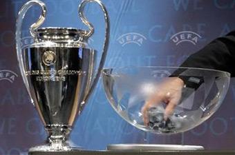 Football/Ligue des Champions Tirage : Des quarts à l'accent British