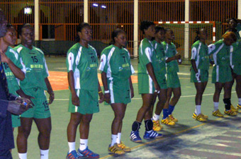 Handball: Le Rombo domine Tiassalé