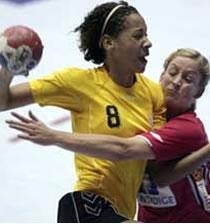 Handball/ Mondial 2007 Féminin: L'Angola s'incline en quart