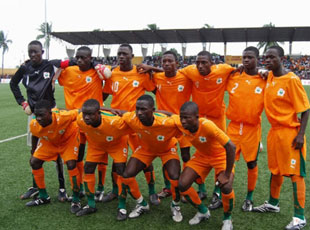 Les Eléphanteaux réalisent le hold-up parfait à Conakry