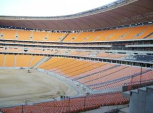 Fin de la grève des ouvriers dans les stades