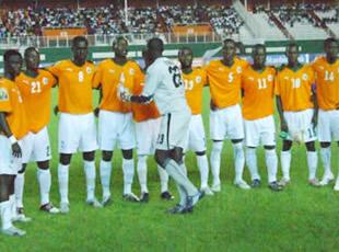 La Côte d'Ivoire contre le Togo au 1er tour