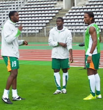 Football/ Amical Autriche- Côte d'Ivoire : Premiers trots à Innsbruck