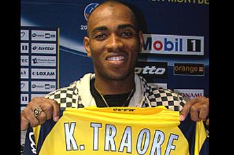 Football/ Transfert : Kandia est Lionceau pour 3 ans et demi