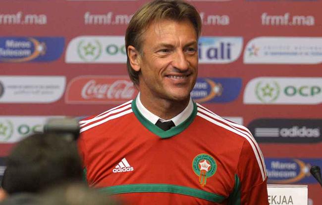 Hervé Renard signe au Maroc