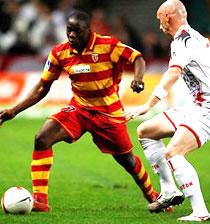 Football/ 8e journée Ligue 1: Aruna bourreau de Nancy