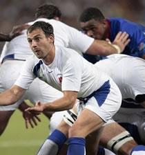 Rugby/ Mondial France 2007: La Namibie ne fait pas le poids face aux Bleus