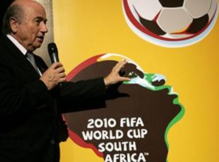«Le mondial bel et bien en Afrique du sud»