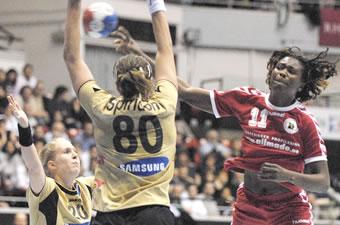 Handball/ Finale CAN 2008 : L'Angola attend le faux pas des Ivoiriennes
