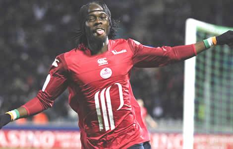 Gervinho heureux de mener la Ligue 1