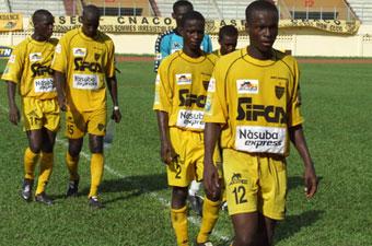 Football/ Echecs répétés, perte de son influence : ASEC Mimosas, ce faux grand