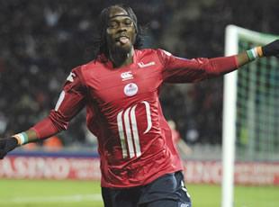 Gervinho, le meilleur Africain de France !