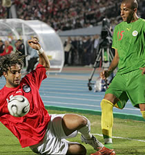 Football/ Tirage au sort de Ghana 2008: les chapeaux se précisent