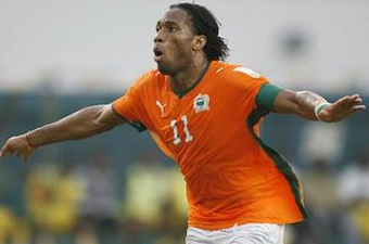 Football/ Transfert : 22 milliards pour avoir Drogba
