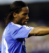 Football / Chelsea : Drogba veut partir