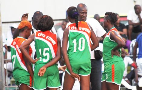La Côte d'Ivoire en tête, après 3 journées