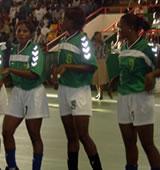 Handball/ 23ème Coupe d'Afrique des Vainqueurs de Coupe: Les Militaires désarmés, le ROMBO en demi-finale