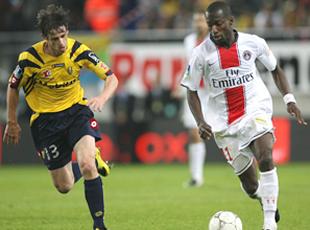 Diané sauve le PSG