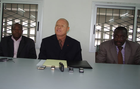 Sébastian Zéhi et des clubs dénoncent