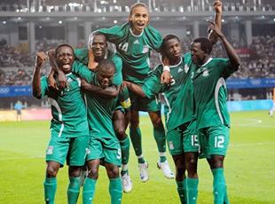Le Nigeria en finale avec panache