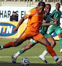 Football/ CAN 2008 Programme complet : Les Eléphants finalement  à Tamale