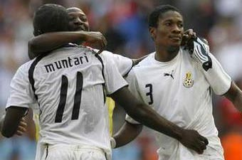 CAN 2008 Match d'ouverture: Le Ghana l'emporte au forceps