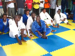 La sélection ivoirienne au Burkina