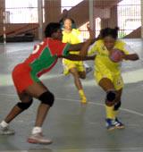 Jeux Africains 2007/ Handball (Dames) /½ finale : Les Ivoiriennes perdent le combat