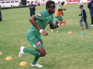La Côte d'Ivoire à son Ronnie au Raja