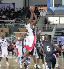 Basket/ Championnat d'Afrique des clubs: A l'affiche des quarts