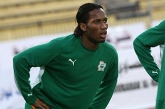 CAN 2008 Didier Drogba : « La Côte d'Ivoire se doit de remporter un trophée tous les 4 ans. »