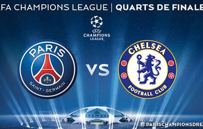 Ce sera PSG-Chelsea en quart