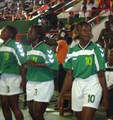 Handball : Super Coupe d'Afrique (Aller): Le Rombo ne perce pas le mythe du Petro