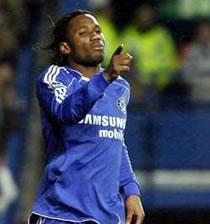 """Football/ Chelsea FC, départ de Mourinho: Drogba """"furieux"""" sur le départ"""