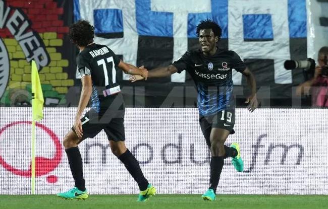 Kessié pisté par la Juventus