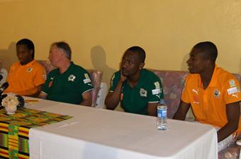 CAN 2008/ Côte d'Ivoire :  Confiance et concentration