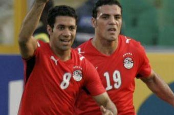 CAN 2008 EGYPTE-CAMEROUN (4-2) : Le Cameroun tombe à Kumasi