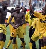 Football/ 8e de finale coupes africaines : Encore pour le Jaune et stoppe au Rouge